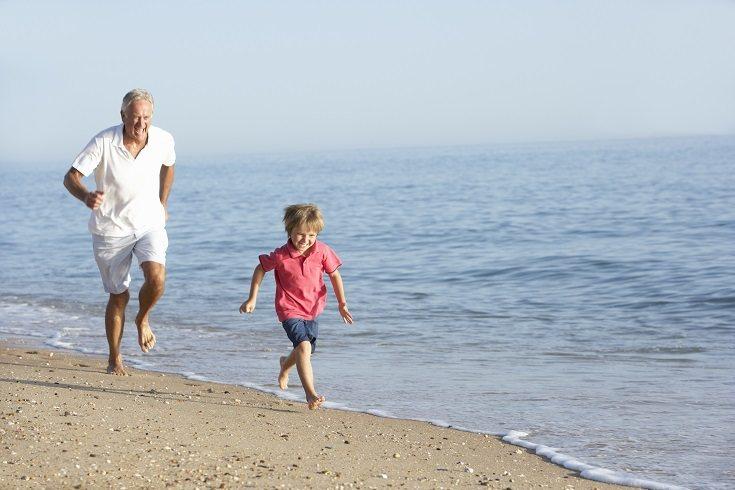 Los abuelos son unas figuras necesarias en la vida de todos los niños