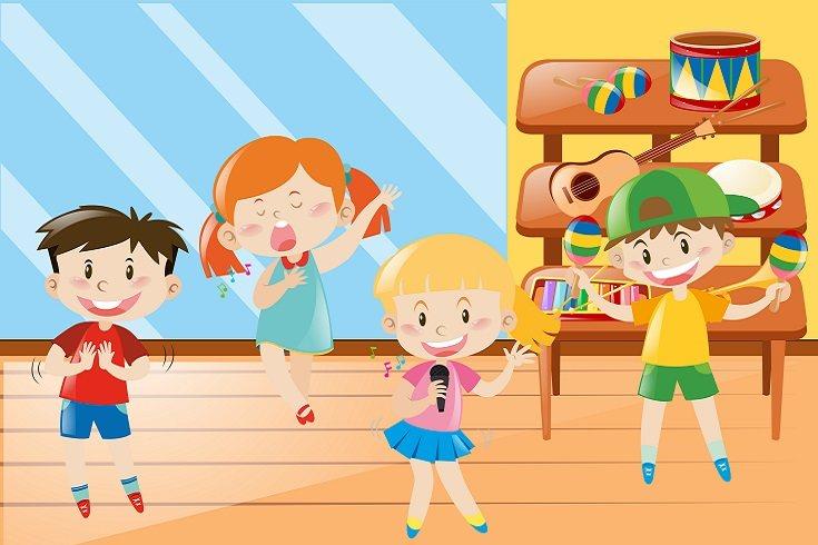 No pierdas la oportunidad de que tus hijos bailen y canten al ritmo de estas canciones