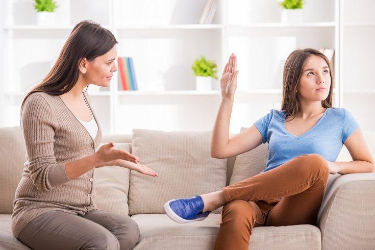 Es útil hablar en términos generales al expresar las inquietudes
