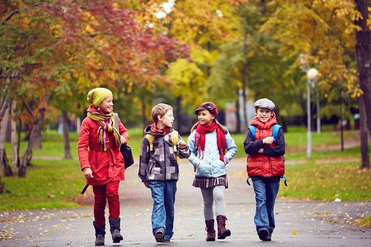 Pueden haber momentos diarios en los que se puedan hablar de valores con los hijos
