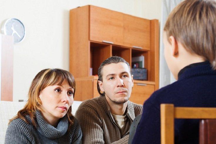 La restitución es una buena manera de comenzar a enseñar a los niños a comportarse