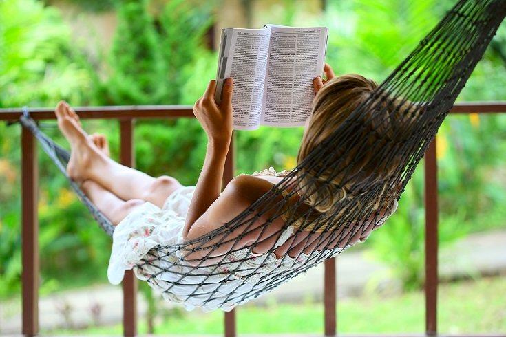 La literatura tiene que estar presente en vuestro hogar