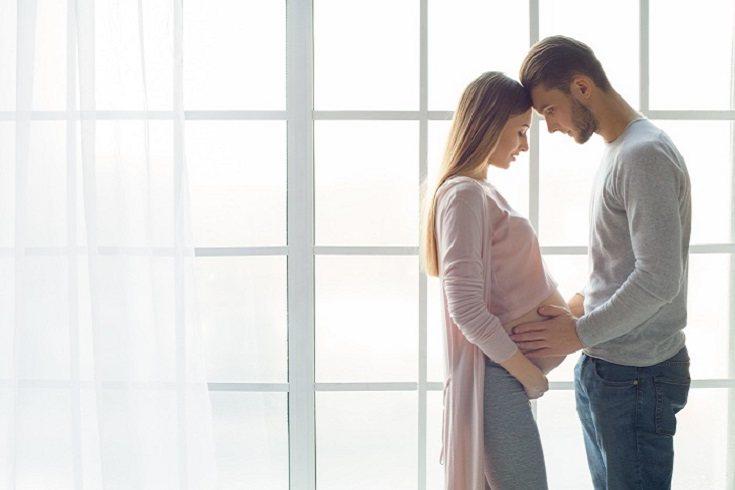 Como padre y pareja de la mujer embarazada, hay algunas cosas que debes tener en cuenta