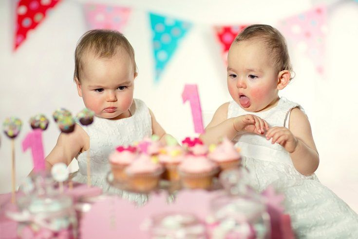 Es más fácil planificar y pagar una fiesta por año que dos fiestas separadas