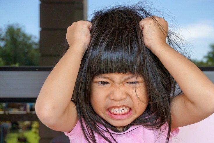 Algunos niños desarrollan comportamientos inadecuados