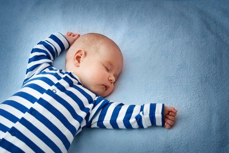 El tiempo boca abajo puede ser aburrido para los bebés