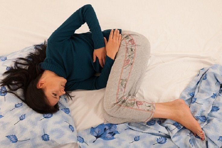 La lactancia materna después del nacimiento hace que el útero se contraiga