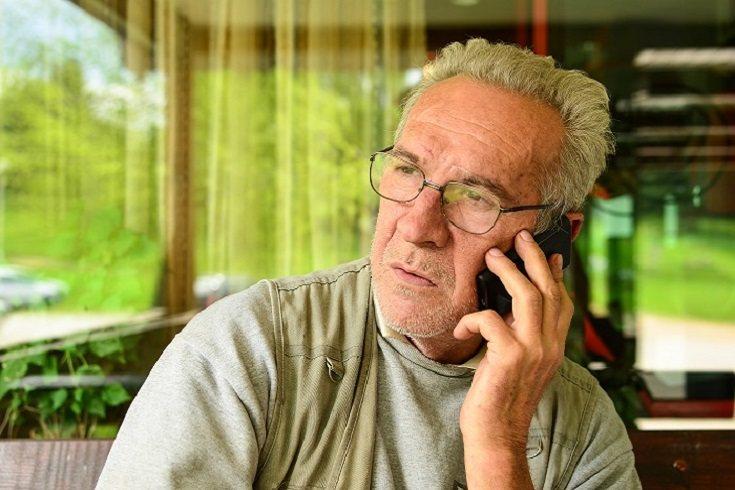 Cuidar a las personas mayores no es fácil