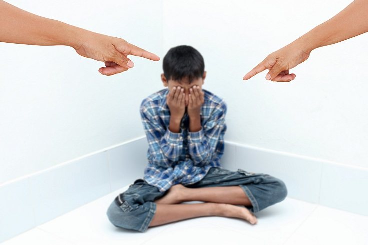 Un cambio repentino en el comportamiento de un niño pequeño es un motivo de preocupación
