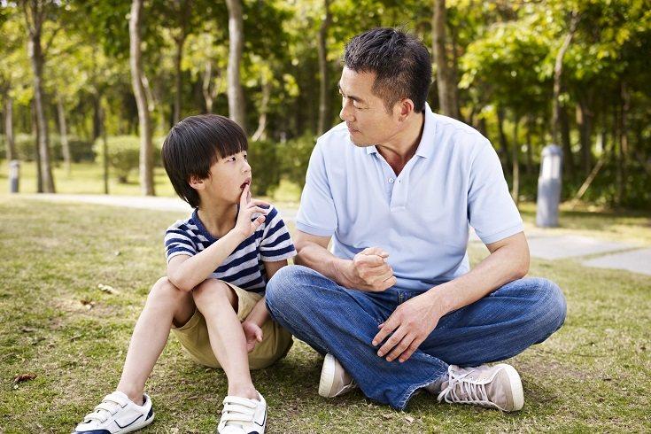 El objetivo no es avergonzar a tu hijo