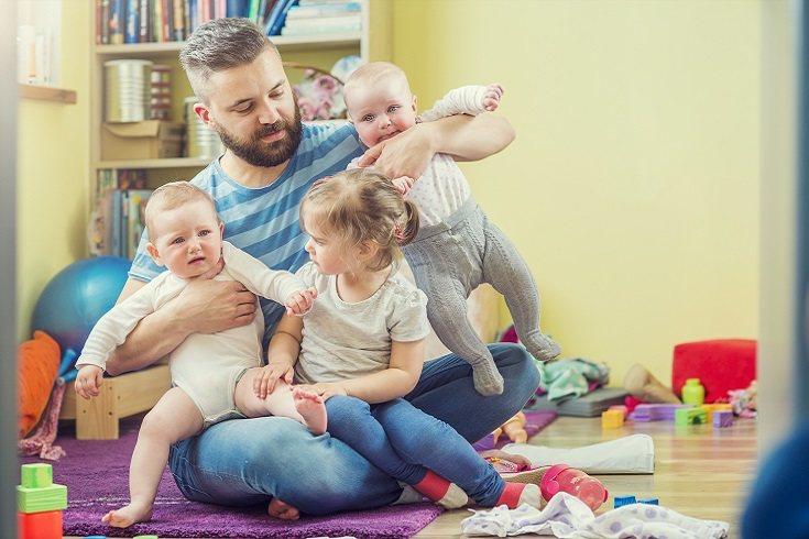 El hecho de ser familia numerosa comporta algunas ventajas a nivel social