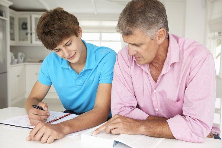 Equivocarse está bien y el fracaso no te va a hacer ser peor padre o madre