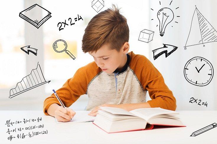 Si tu hijo es buen estudiante es probable que te sientas muy feliz
