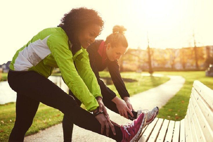 Correr una maratón como tu primer objetivo simplemente no es realista