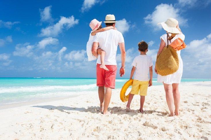 En verano hay muchas actividades para hacer en familia