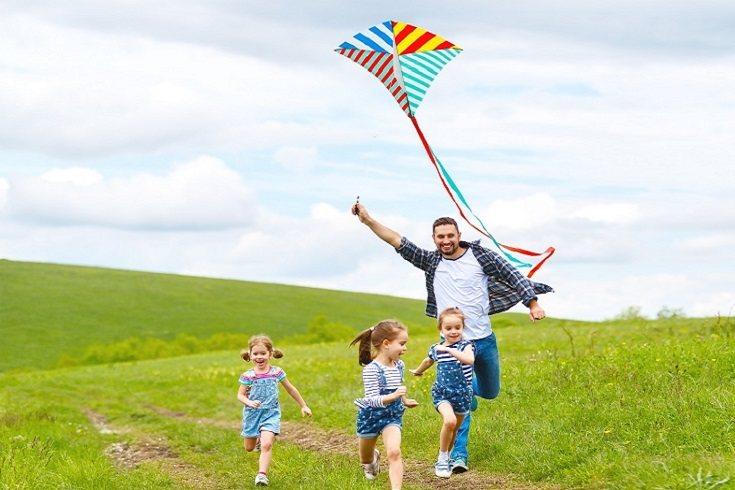 El juego al aire libre es la mejor experiencia que pueden tener los niños