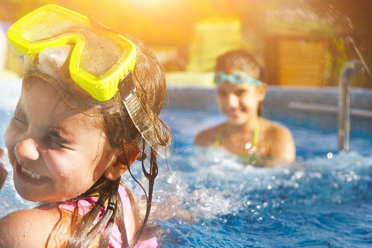 En verano el agua es elemento protagonista para todas las edades