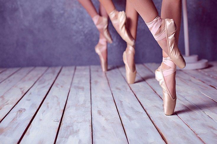 Las clases de ballet proporcionan una salida social para los niños