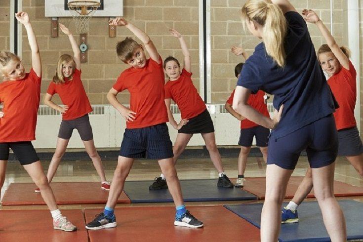 El aspecto social de la clase de educación física no debe pasarse por alto