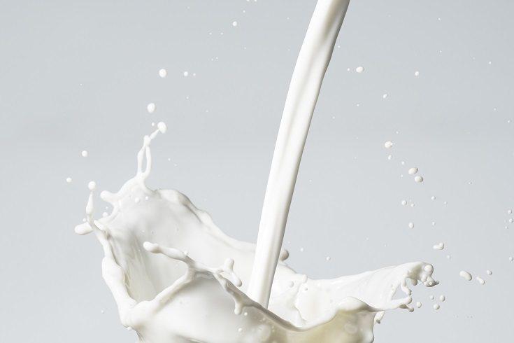 La mayoría de los niños necesitan de 2 a 3 vasos de productos lácteos a diario