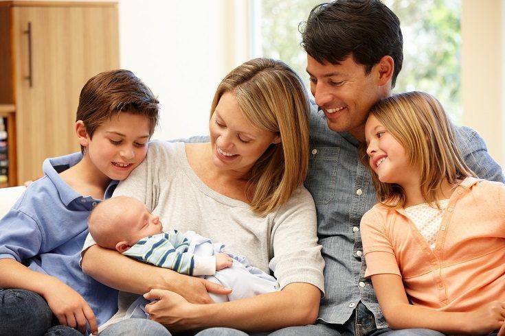 Las filosofías de planificación familiar pueden variar ampliamente entre países