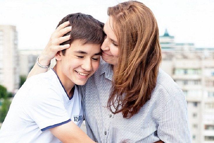 La crianza de los hijos adolescentes evoca sentimientos