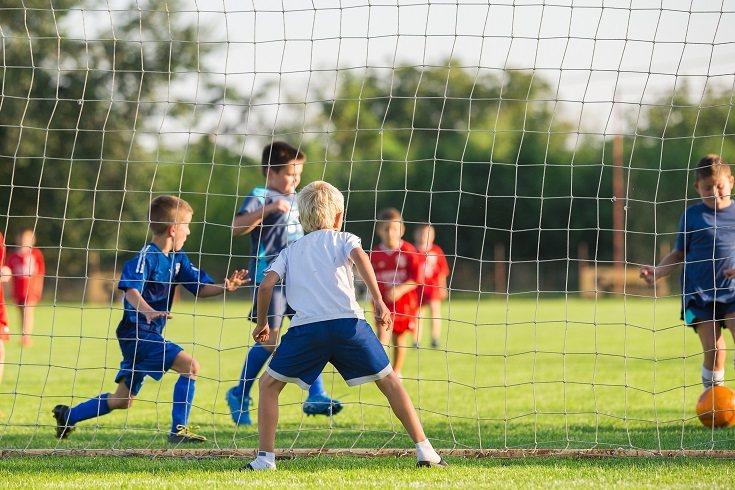 Son muchos los padres que apuntan a sus hijos a deportes