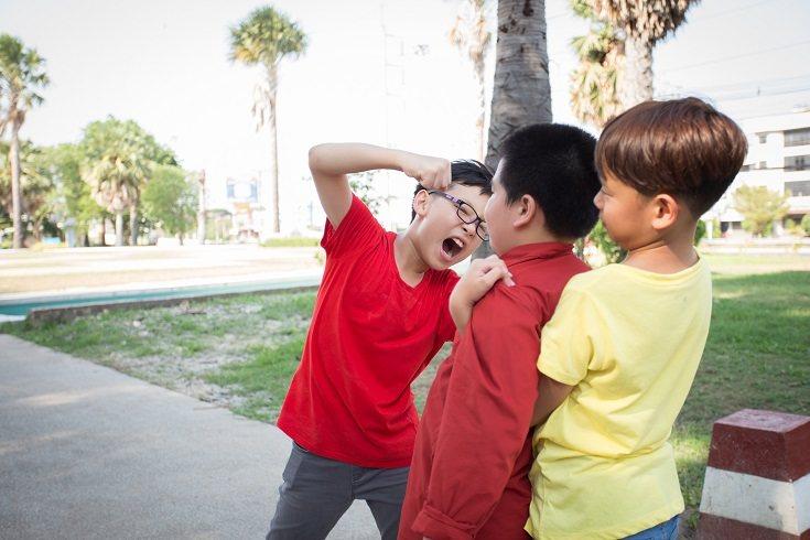 Es necesario que tus hijos aprendan la diferencia entre el comportamiento agresivo y el comportamiento asertivo