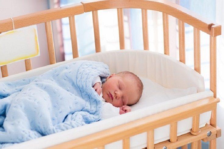 Cuando los bebés nacen no son del todo conscientes de sus movimientos