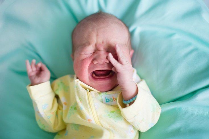 Lava la cara de tu bebé diariamente