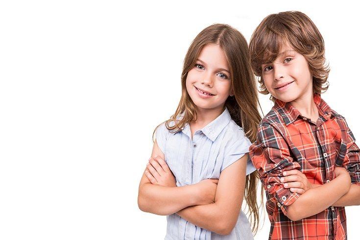 El egocentrismo en los niños pequeños es apropiado para la edad