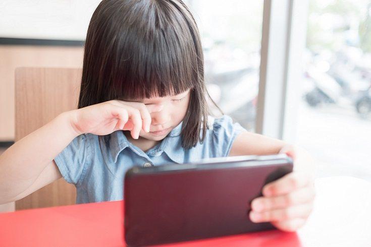 El uso de la Tablet en el aula debe comenzar a partir de los tres años de edad
