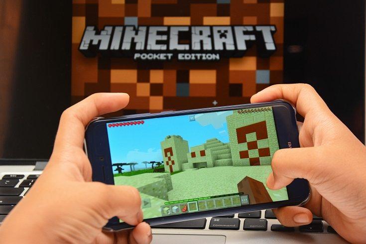 Los padres pueden sentirse seguros al permitir que sus hijos jueguen Minecraft