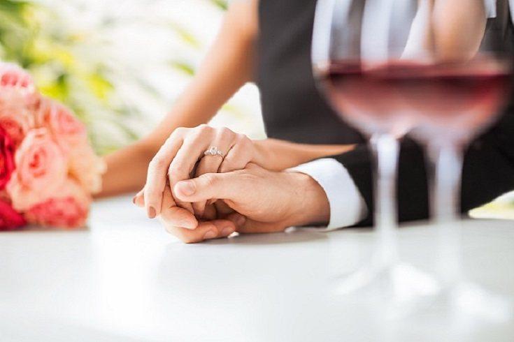 El patrimonio personal pasa a ser de la pareja una vez que se casa