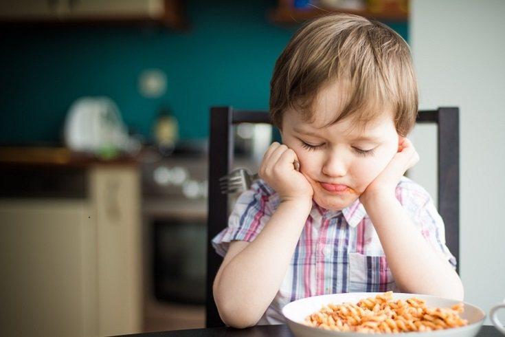 La neofobia es una aversión a la hora de probar alimentos nuevos
