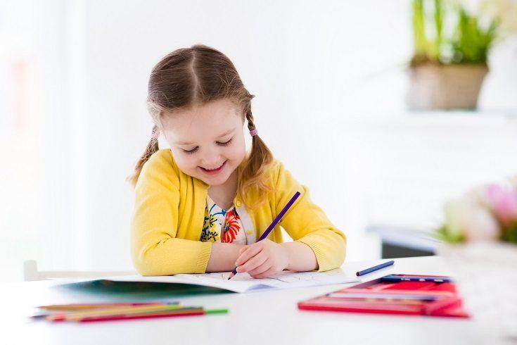 La escritura es una habilidad que requiere su tiempo