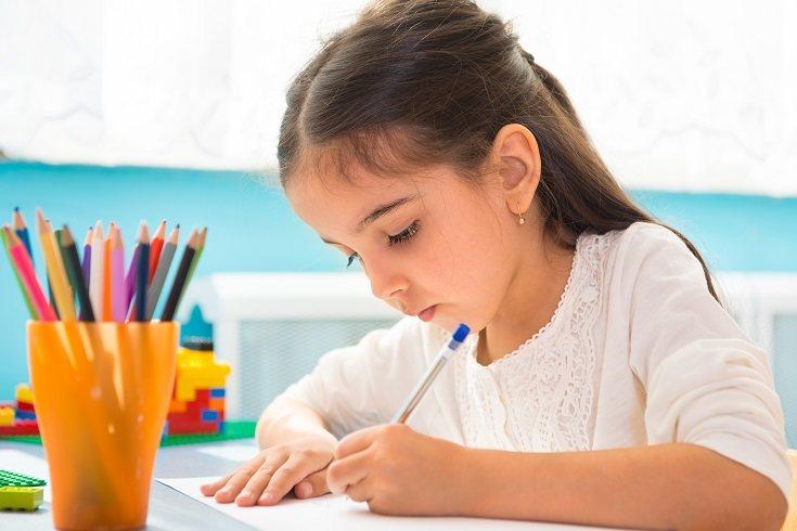 Al escribir un niño implica una serie de habilidades entre las que destaca la caligrafía