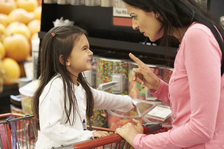 Algunas madres dominantes están menos preocupadas por el éxito de sus hijos en la vida