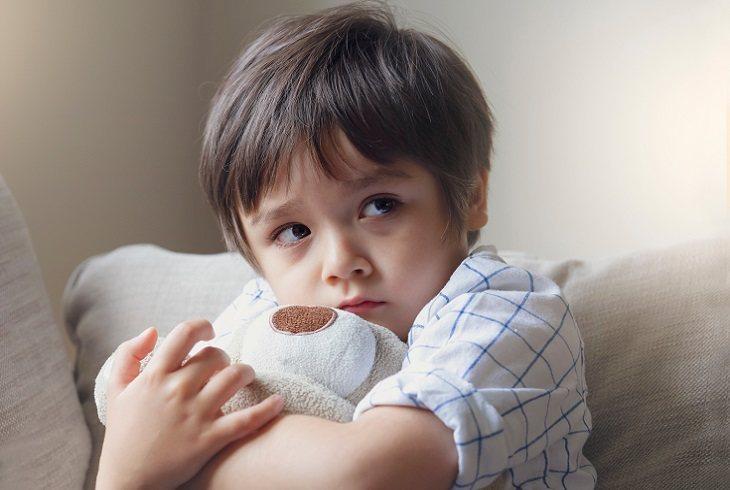 El enfado continuo no es saludable ni para el niño ni para los propios padres