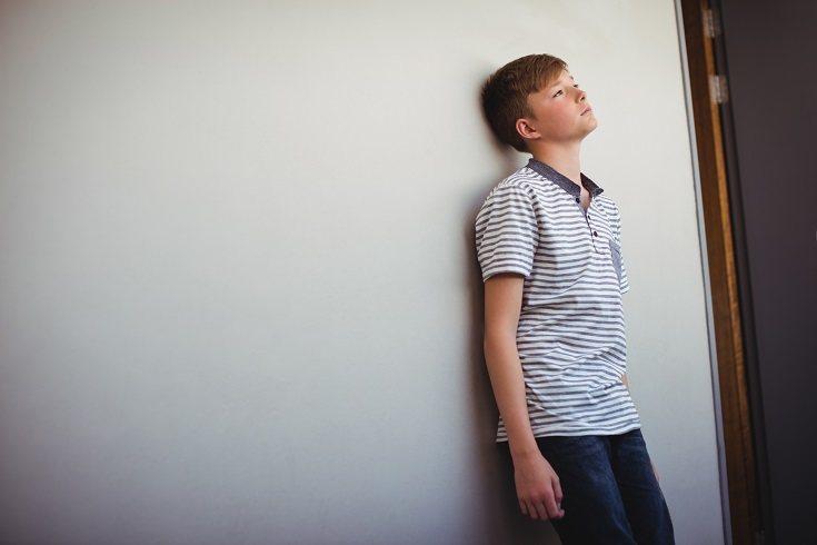 La llegada de la adolescencia es un momento realmente duro para muchos jóvenes