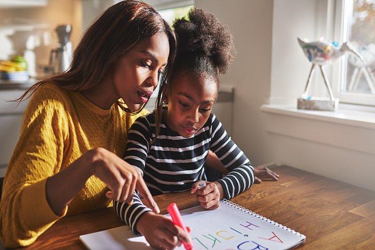 Lo primero que debe aprender el niño es el sonido de las cinco vocales