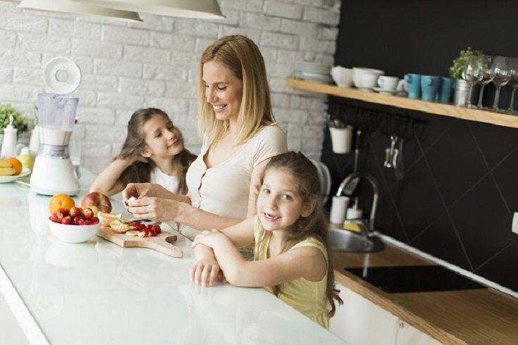 La merienda es perfecta para aportar la energía que necesitan los niños