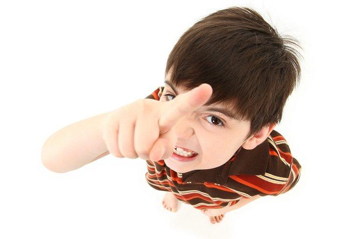 La agresividad se puede manifestar de muchas maneras diferentes