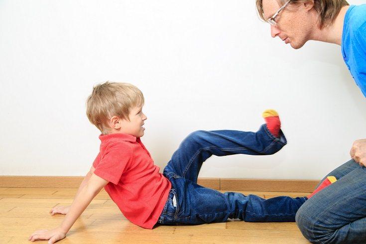 Es extraño que un niño de menos de 5 años tengas un comportamiento excesivamente agresivo