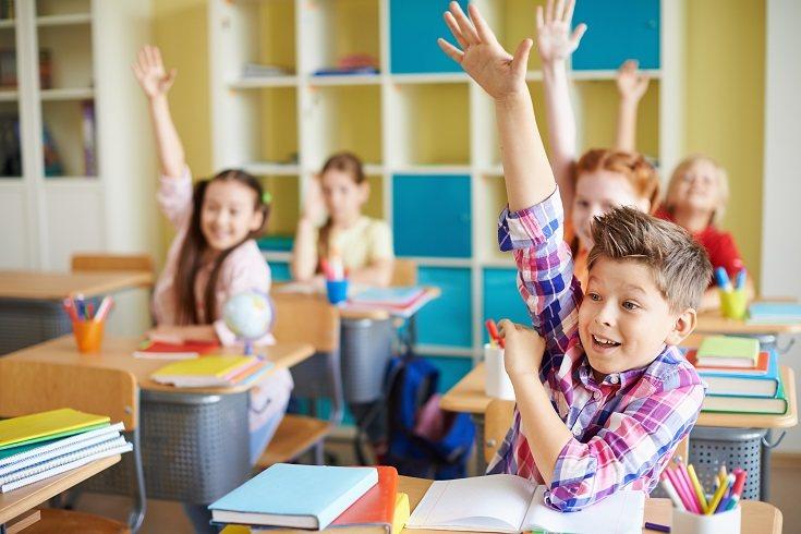 Habla con tu hijo sobre lo que sucede en el aula
