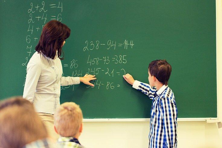 Los padres tienen confianza en los maestros de sus hijos