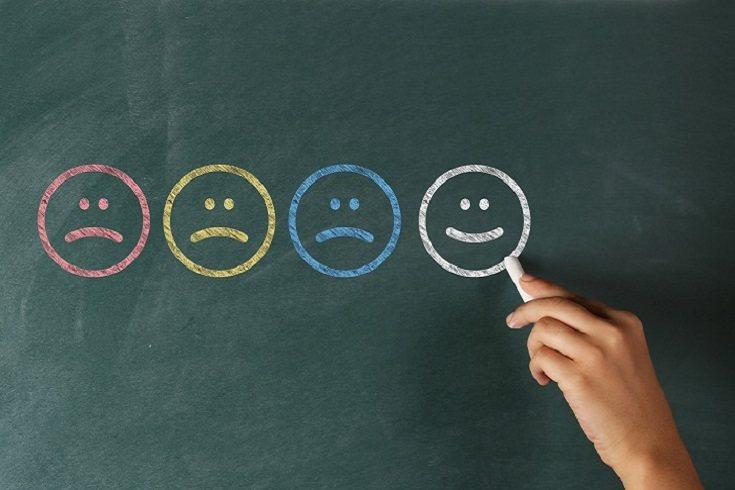 Las emociones negativas están vinculadas a comportamientos problemáticos