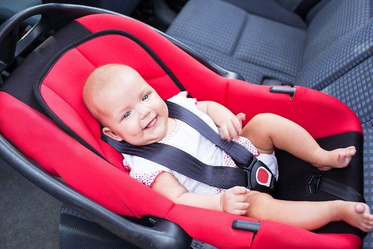 En el mercado puedes encontrar sistema de retención infantil del coche de todo tipo