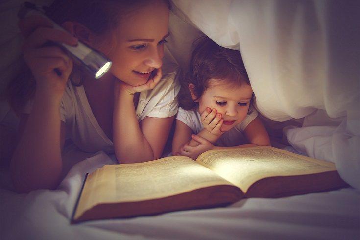 La literatura debe formar parte de la vida de los niños desde bien pequeños