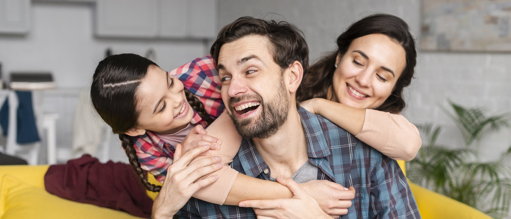 Muestras de amor en familia con palabras